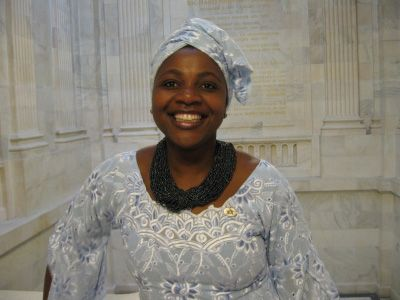 Princess Zulu (photo from her Web site)
