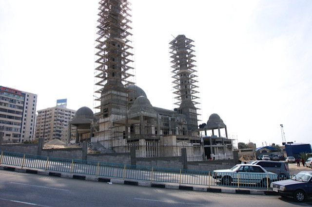 Reconstruction of mosques